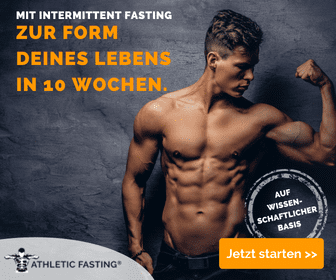 Athletic Fasting Banner 336x280 I