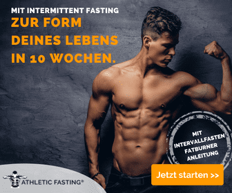 Athletic Fasting Banner 336x280 II
