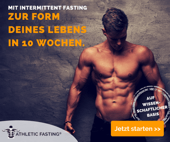 Athletic Fasting Banner 336x280 III